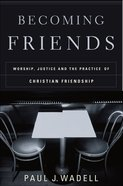 Becoming Friends eBook