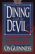 Dining With the Devil eBook