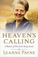 Heaven's Calling eBook