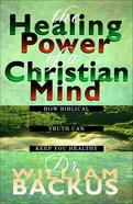 The Healing Power of a Christian Mind eBook