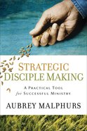 Strategic Disciple Making eBook
