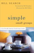 Simple Small Groups eBook