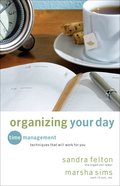 Organizing Your Day eBook