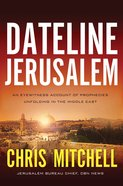 Dateline Jerusalem (Large Print) Paperback