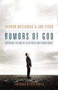 Rumours of God eBook