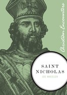 Saint Nicholas (Christian Encounters Series) eBook