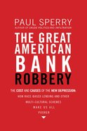 Great American Bank Robbery eBook