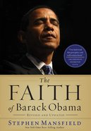 The Faith of Barack Obama eBook