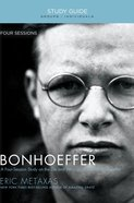 Bonhoeffer Study Guide eBook