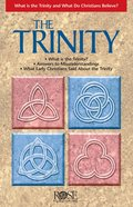 Trinity, The: What is the Trinity and What Do Christians Believe? (Rose Guide Series) eBook