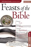 Feasts of the Bible (Leader Guide) eBook