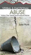 Verbal and Emotional Abuse (Hope For The Heart Series) eBook