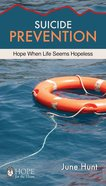 Suicide Prevention (Hope For The Heart Series) eBook
