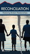 Reconciliation (Hope For The Heart Series) eBook