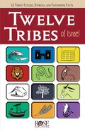 The Twelve Tribes of Israel (Rose Guide Series)