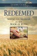 Redeemed: Leader Guide eBook