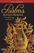 Book of Psalms (Rose Guide Series)
