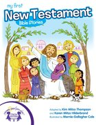 My First New Testament Bible Stories eBook