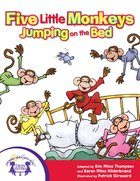 Five Little Monkeys Jumping on the Bed (Twin Sisters Series) eBook