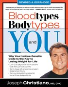Bloodtypes, Bodytypes, and You eBook
