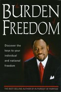 Burden of Freedom eBook