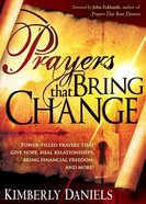 Prayers That Bring Change eBook