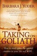 Taking on Goliath eBook