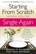 Starting From Scratch When You're Single Again eBook