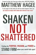 Shaken Not Shattered eBook