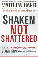 Shaken Not Shattered eBook