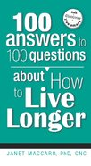 100 Answers to 100 Question About How to Live Longer eBook