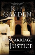Miscarriage of Justice eBook