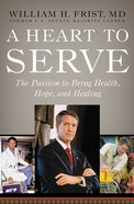 A Heart to Serve eBook