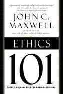 Ethics 101 eBook