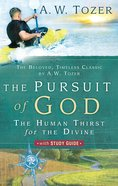 The Pursuit of God With Study Guide eBook