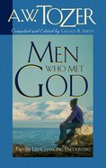 Men Who Met God eBook