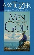 Men Who Met God eBook