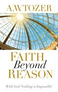 Faith Beyond Reason eBook