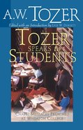 Tozer Speaks to Students eBook