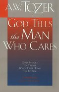 God Tells the Man Who Cares eBook