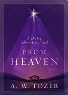 From Heaven eBook