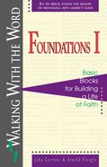 Foundations I eBook