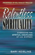 Relentless Spirituality eBook