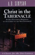 Christ in the Tabernacle eBook