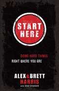 Start Here eBook