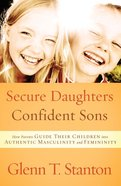 Secure Daughters, Confident Sons eBook