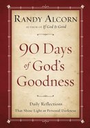 Ninety Days of God's Goodness eBook