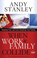 When Work and Family Collide eBook