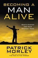 Becoming a Man Alive eBook