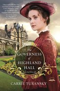 The Governess of Highland Hall (#01 in Edwardian Brides Series) eBook